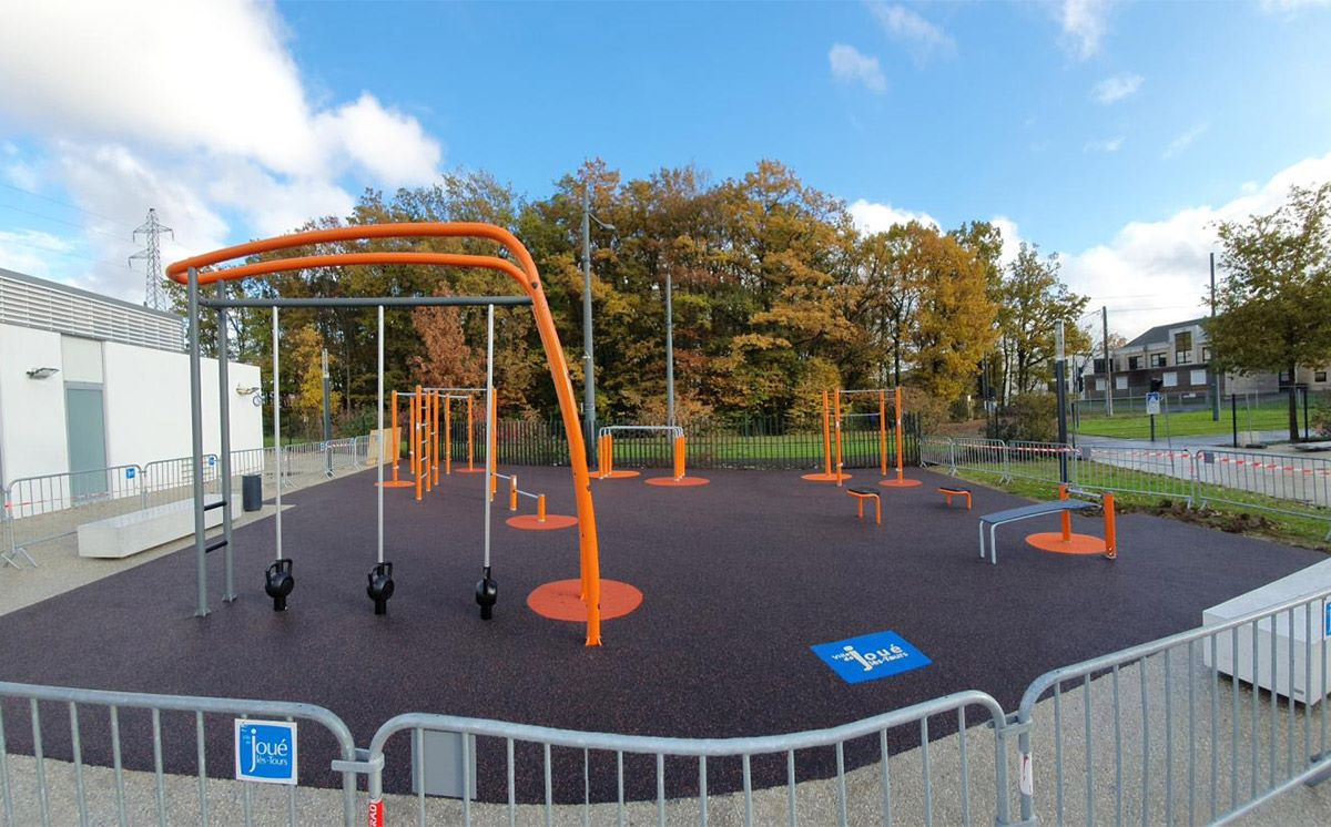 Playground Sports 17 55